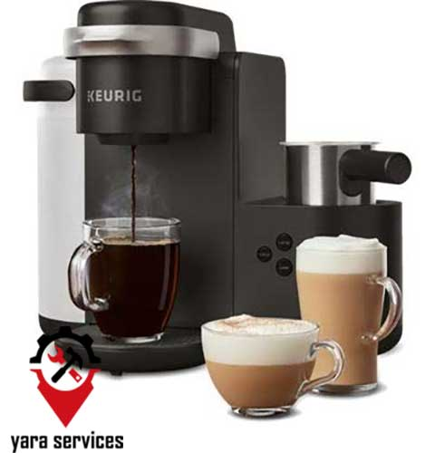 KEURIG coffee maker repair - تعمیر قهوه جوش