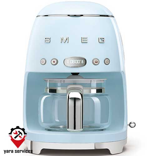 Smeg Drip Filter Coffee Machine repair - تعمیر قهوه جوش