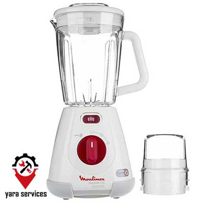 Moulinex Blender repair yaraservices - تعمیر مخلوط کن
