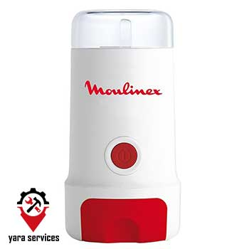 Moulinex mill repair yaraservices - تعمیر آسیاب برقی