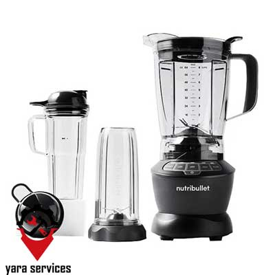 NutriBullet Blender repair yaraservices - تعمیر مخلوط کن