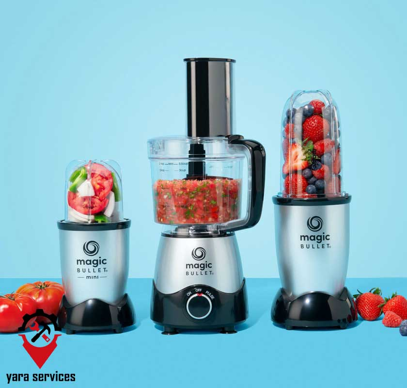 magic bullet Blender repair - تعمیر مخلوط کن
