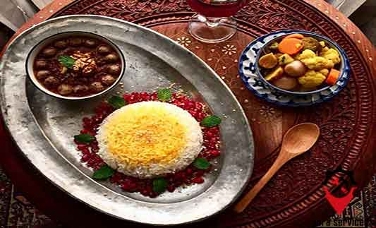 Fesnoon stew - یاراسرویس
